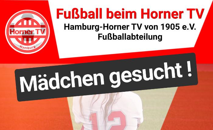 Tag des Mädchenfußballs beim Hamburg-Horner TV